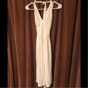 Diane Von Furstenberg halter dress